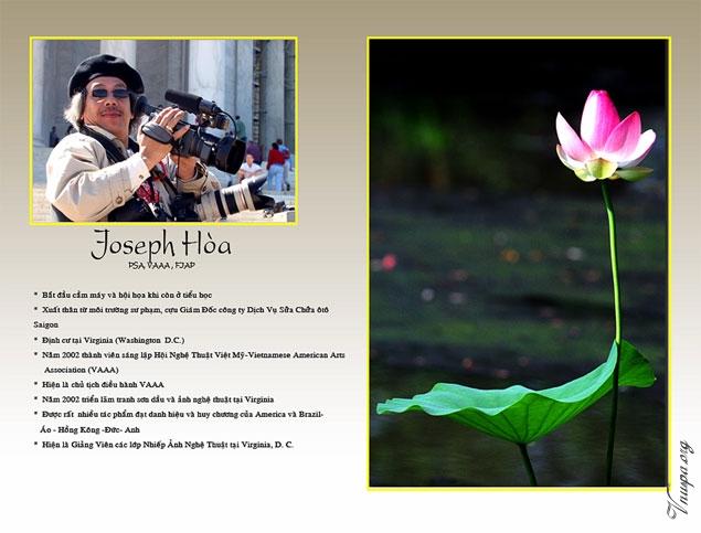 Ống Kính Joseph Hoà
